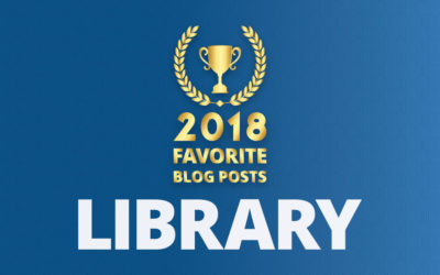Readers' Choice: Favorite Library Blog Posts of 2018