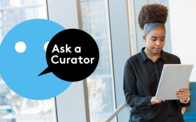 #AskACurator Day